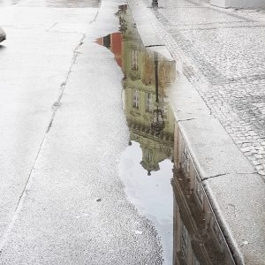 Prague reflection 2019