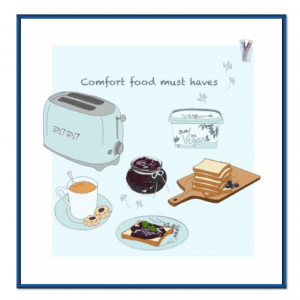 comfort food must haves